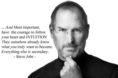 Steve-Jobs-intuition